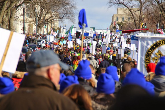 March for Life, Million Woman March