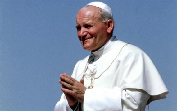 St. John Paul II Hope & Joy