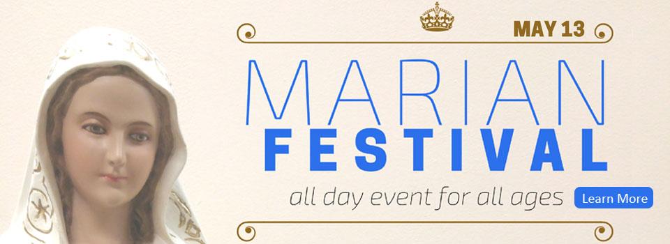 Marian-Festival-Banner