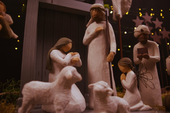 Peace in Preparation for the Birth of Jesus