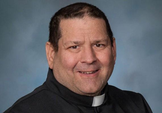 Fr Eddy Tewes